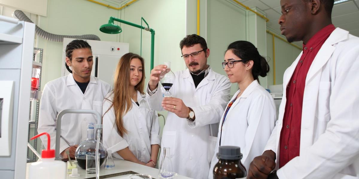 Faculty of Pharmacy is committed to the development and delivery of excellent education and training.
