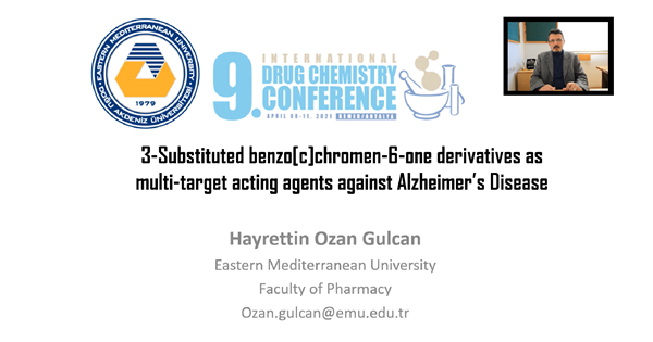 Assoc. Prof. Dr. H. Ozan Gülcan Presented his Work at an International Conference