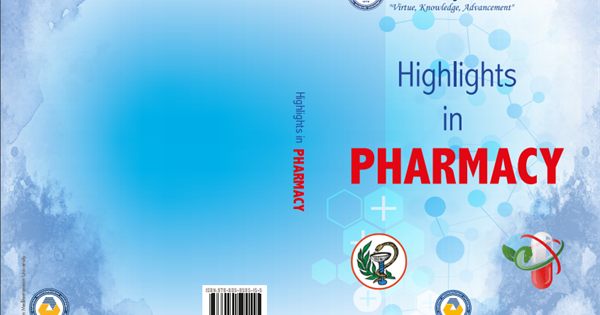 "EMU Faculty of Pharmacy has Published its First Book: ""Highlights in Pharmacy"""
